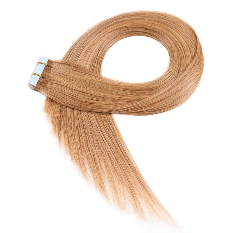100 European Hair Wholesale Cheap 20 Inch Remy Tape Hair