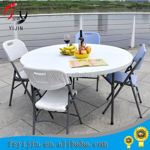 2016 moderna mesa y sillas de exterior de pl stico hdpe for Sillas modernas 2016