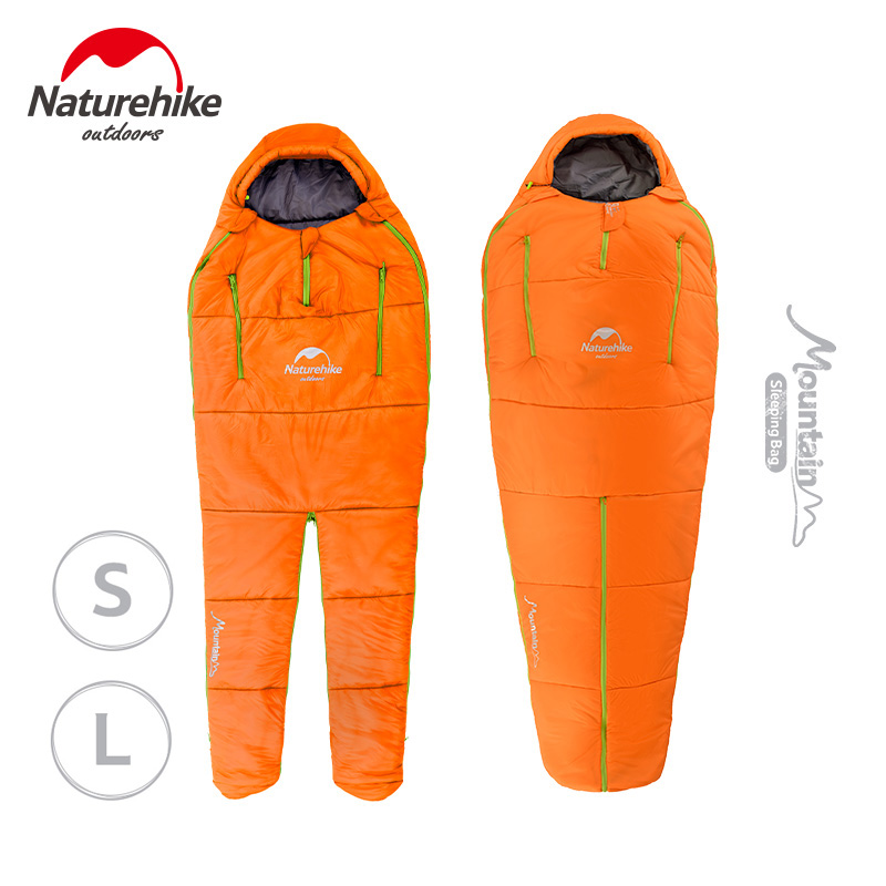 Full Body Mobiel Sleeping Bag With Shape For Camping Travel Backng Outdoor