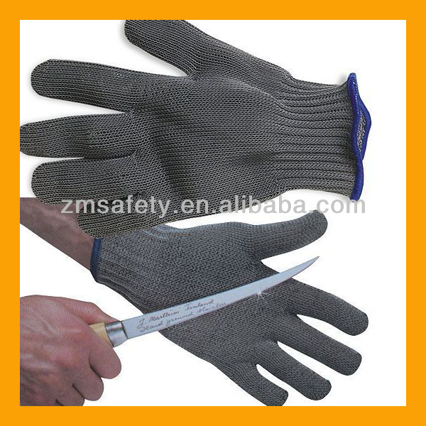 Cut Resistant Metal Mesh Stainless Steel Glove