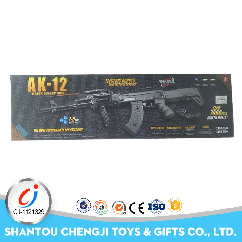 Hot selling simulation battery operated gun models