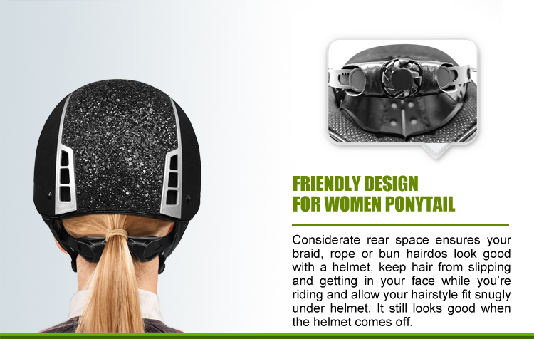 China Equestrian Manufacturer Horse Riding Helmet Sale