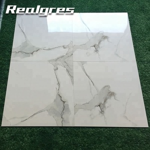24x24 chinese cheap white marble floor lanka tiles price in pakistan,polished glazed porcelain tile bathroom look like marble