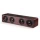 Wooden Bluetooth Speaker Multimedia USB Desktop Subwoofer Mini Phone Small Sound