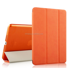 PSG New Ultra thin Luxury PU Leather Cute Case For Apple iPad mini 4 Stand Smart Cover For iPad mini4 Tablet