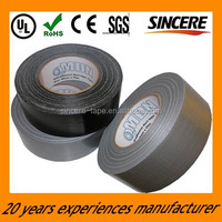Gaff Matte Cloth Gaffer's Tape with Rubber Adhesive, 11 mil Thickness, 55 Yard Length