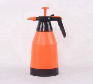 wholesale 1.5L Colorful Plastic Hand Pump Garden Sprayer Water Manual Pressure Sprayer