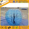 Colorful cheap bubble soccer ball football inflatable body zorb ball TB102