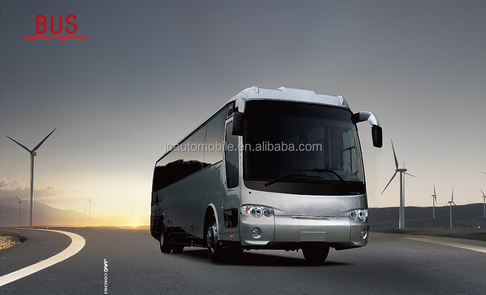 Goedkoopste 60 Zits Ankai Coach Bus voor Verkoop