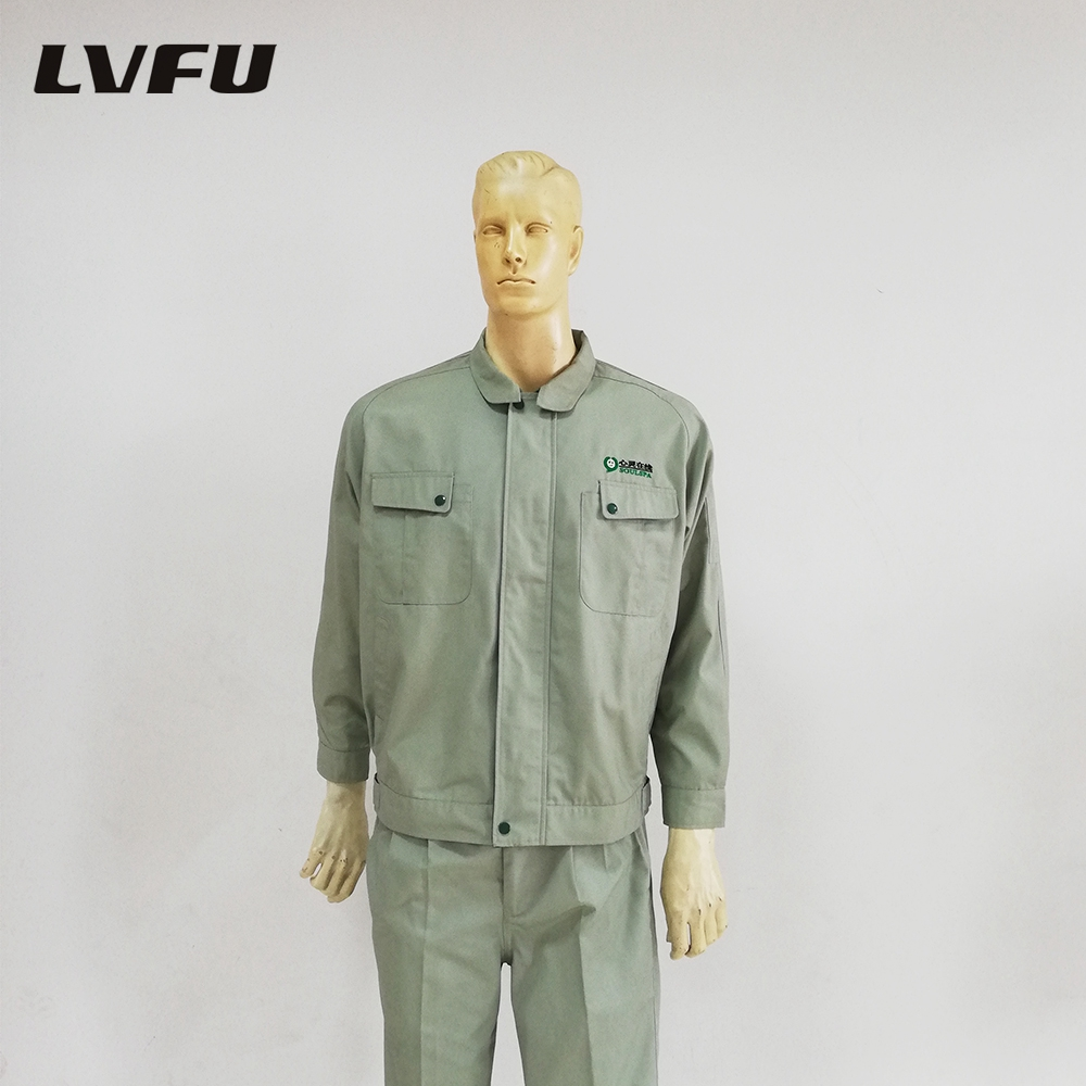 european work clothes mechanical engineering uniform