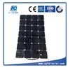 Flexible solar panel 80W for Boat with Light-weight