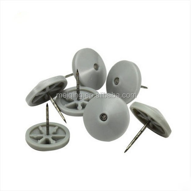 eas accessories 16 mm anti-theft tag plastic pin
