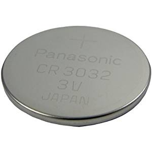 LENMAR WCCR3032 3-Volt Lithium Coin Battery (CR3032 500mAh)