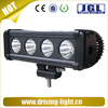 IP 67 40W cree T6 10w single row led light bar auto parts car accessories for for off-road vehicles, military police vehicles