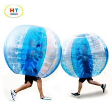 New Design Led Inflatable Soccer Bumper Bubble Ball For Sale