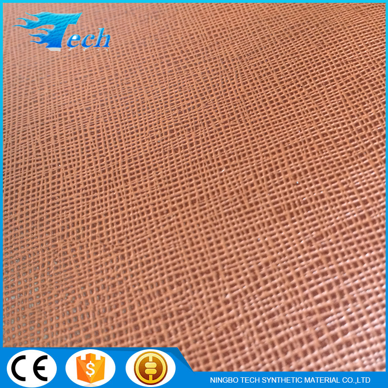 Gold Supplier China PVC Leather PVC Leather For Car Seat Cover
