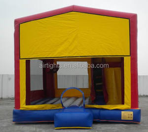 Commercial Grade Inflatable Bouncer Slide PVC Vinyl Good Price Inflatable Combo Bouncer