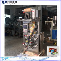 automatic ice lolly liquid packing machine