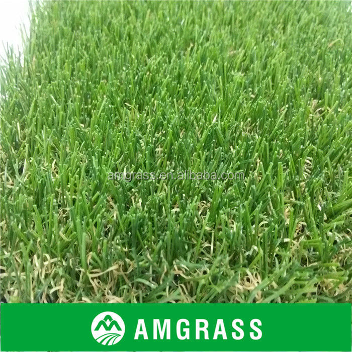 straight yarn+ curly yarn artificial turf,artificial grass,synthetic grass for landscaping fields