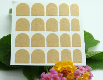 20pcs Double Side Adhesive Glue Sticky Tape Sticker For False Nail Tips  Tape