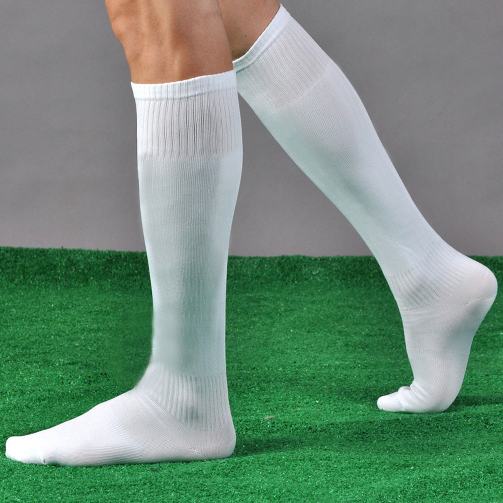8f7053a4e Detail Feedback Questions about Perimedes Men Sport Football Soccer Long  Socks Over Knee High Sock Baseball Hockey Quick Dry Anti slip Damping  Bandage y40 ...