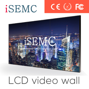 Good quality hot-sale 46 inch seamless lcd video wall solution
