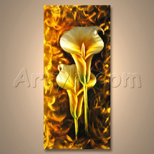 Wholesale Modern Flower Metal Wall Art for Wall Decor