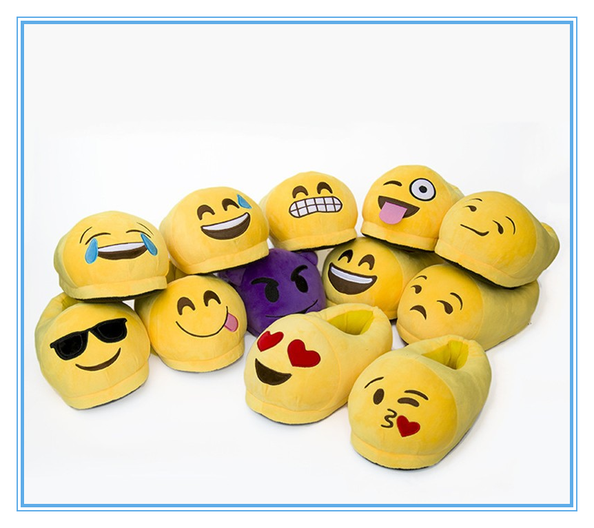 Smiley Face Whatsapp Emoji Slippers Top Quality Funny Emoji Slippers - Buy  Whatsapp Emoji Slippers,Smiley Face Whatsapp Emoji Slippers,Top Quality