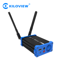 Kiloview Portatile <span class=keywords><strong>HDMI</strong></span> a NDI Protocollo <span class=keywords><strong>Video</strong></span> Encoder Con Wifi e Batteria Incorporata per In Diretta Streaming e di Produzione <span class=keywords><strong>Video</strong></span>