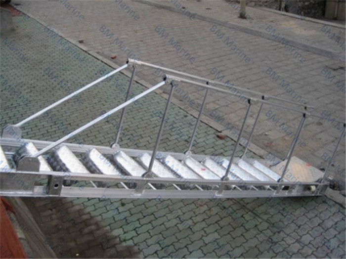 Boat Marine Ship Fixed Shore Gangway Ladder Buy Boat