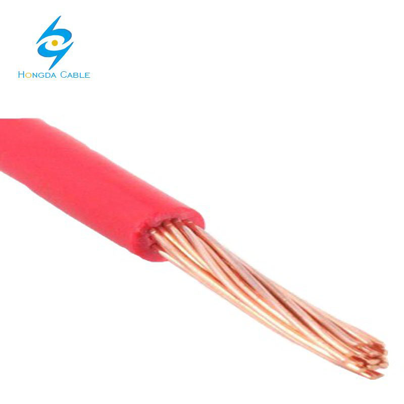 12 Awg Electrical Wire Pvc Insulated Copper Electrical Wire Thw/tw ...