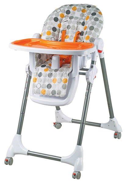 Beb plegable highchairbaby trona silla de comer silla - Silla alta plegable ...