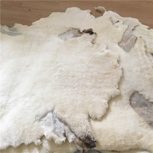 High quality tanning sheep skin shoe lining