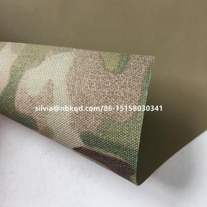 0 6-2 0MM Camouflage Hypalon Fabric with Aramid Fiber Backing