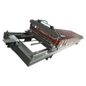 1219/988 Corrugated Metal Colorful Coating Steel Roofing Roll Forming Machine