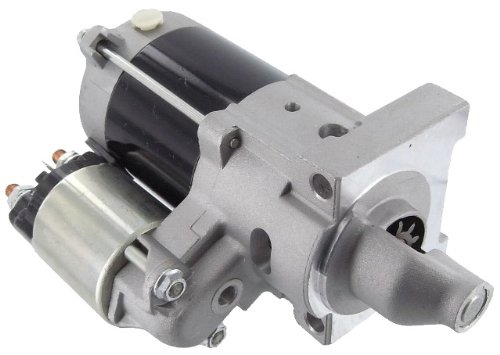 Discount Starter & Alternator 18533N John Deere & Kawasaki UTV Replacement Starter