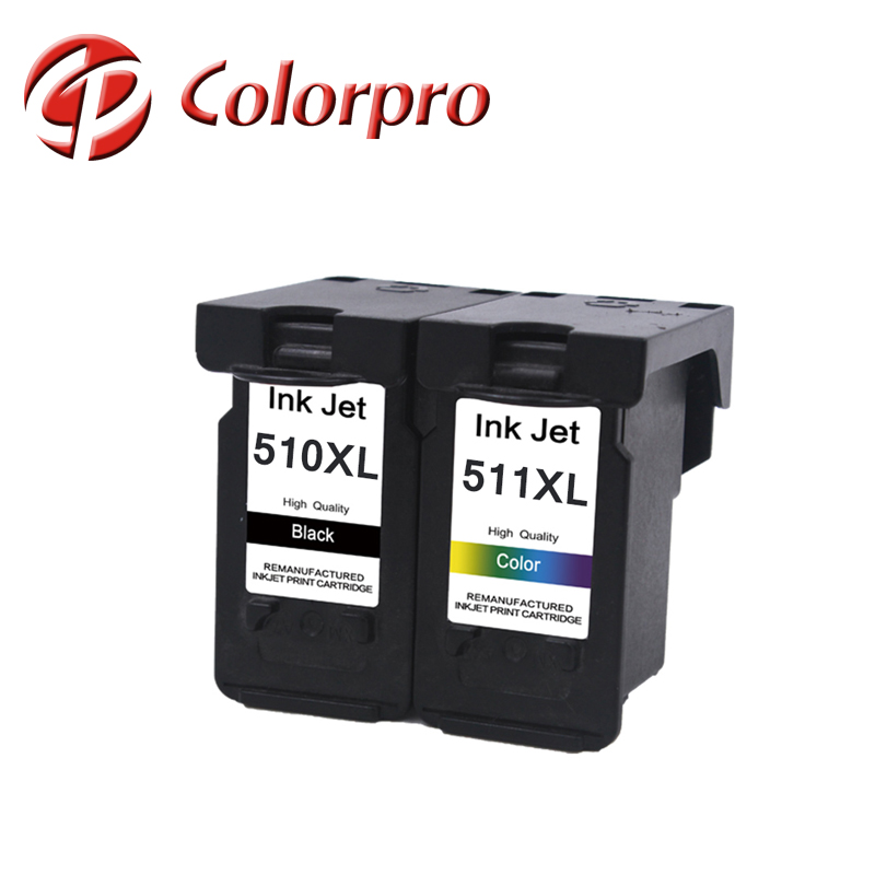 510 511 for MX320 printer cartridges pg510 cl511 remanufactured ink cartridge