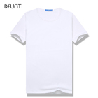 Crew neck man white 3d t-shirt men organic cotton t-shirt,custom blank printed t-shirt man shirt cotton,custom t shirt printing