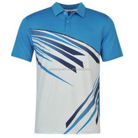 Top quality promotional pigment dyed polo t shirt
