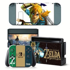 Cheap For Nintendo Switch Console Decal Vinyl Protector Skin