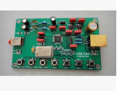 Pcm2706 High Quality Usb Sound Card I2s Dac Decoder Otg Diy Amp - Buy  Pcm2706,High Quality Usb Sound Card,I2s Product on Alibaba com