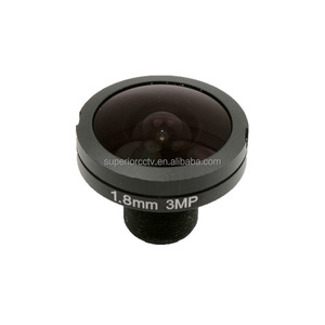 cn SUPERIOR thermal camera fisheye lens: mount m12 1.8mm fisheye lens fisheye lens for cctv camera with high image and water res