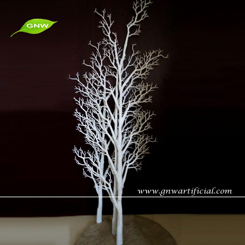 Wtr1102 gnw 10ft blanco artificial rboles secos sin hojas for Ramas blancas decoracion