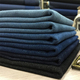 10oz cotton polyester denim fabric roll sourcing