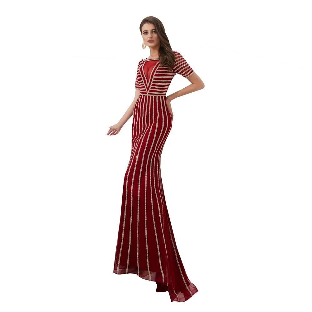 195ba3c3ab8d Venta al por mayor vestidos de fiesta sirena baratos-Compre online ...