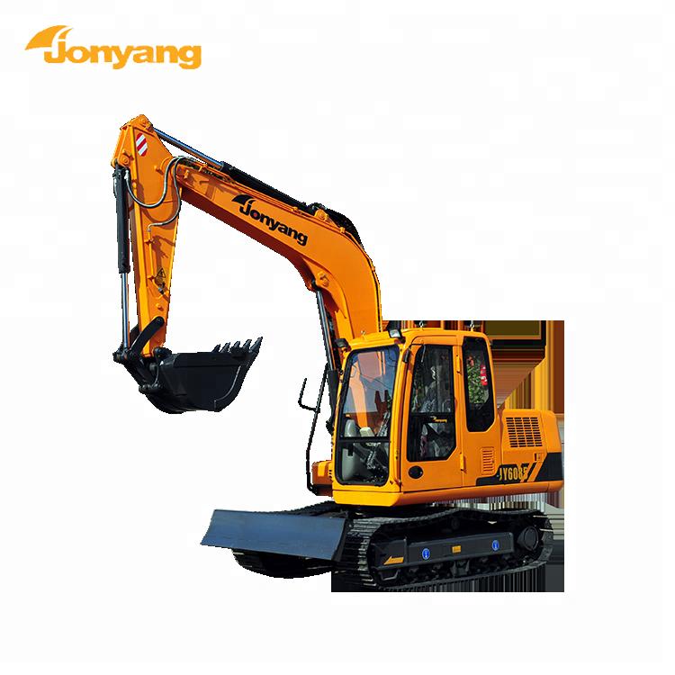 ISO9001 30 ton hydraulic crawler mining excavator