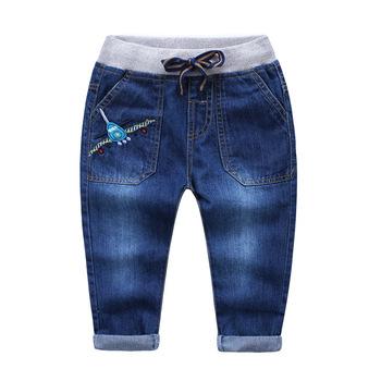 Wholesale Clothes Turkey Boys Jeans Embroidery Designs Kids Jeans