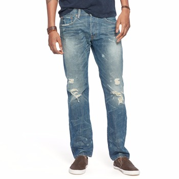 Best Selling Cool Broken Holes New Style Jeans Pent Men - Buy New ...