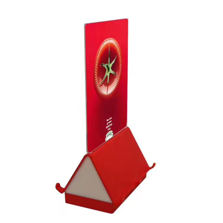 Newest restaurant power bank with bill board/restaurant power bank menu with very good price,power bank menu stand