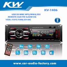 FM/AM/WMA/ID3/7388IC radio Mp3/usb car audio with Remote control